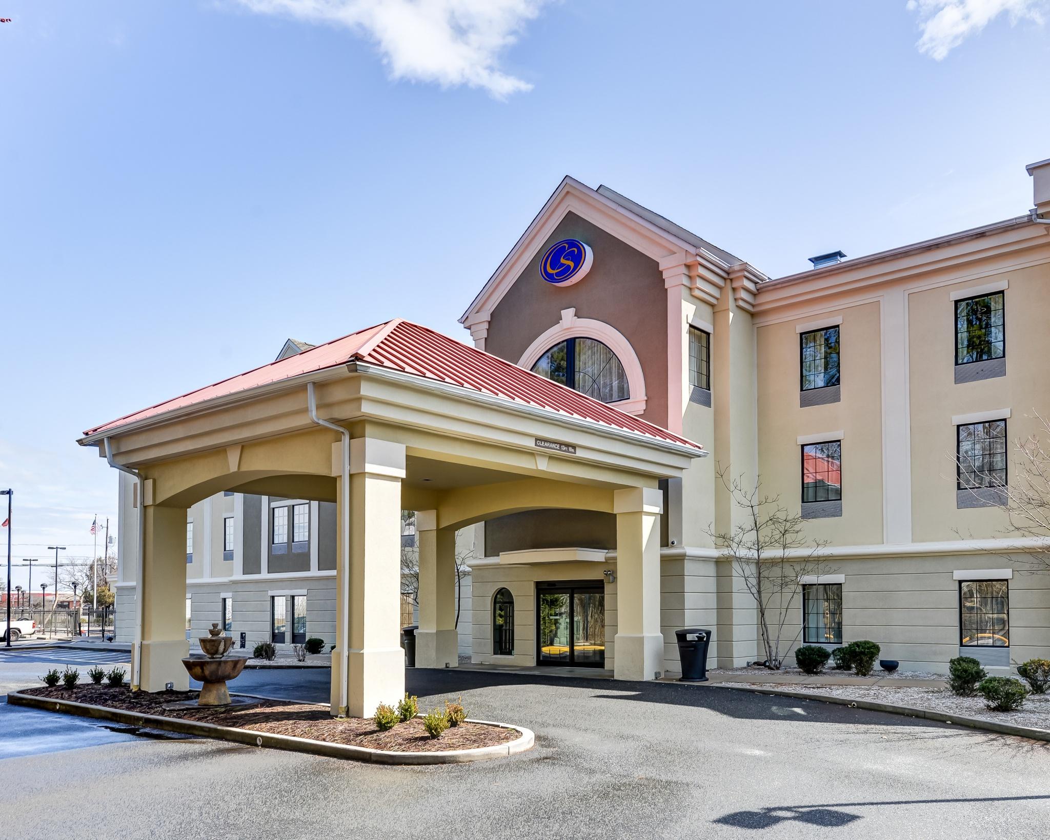 Hotel In West Ocean City Md Comfort Suites Ocean City